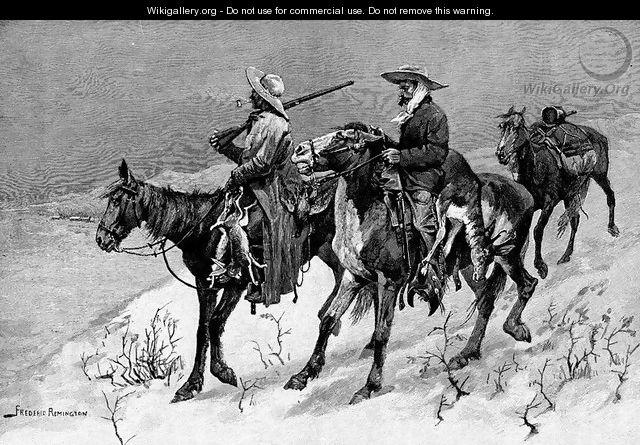 remington.cowboy.thanksgiving