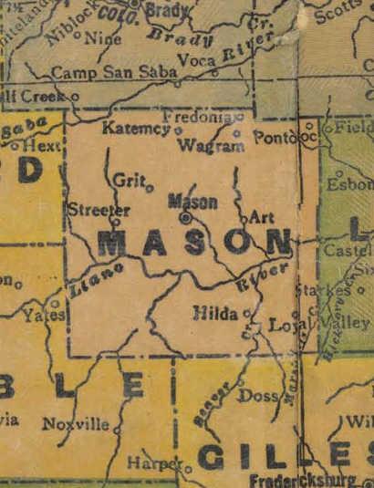 Mason-County-1940-map